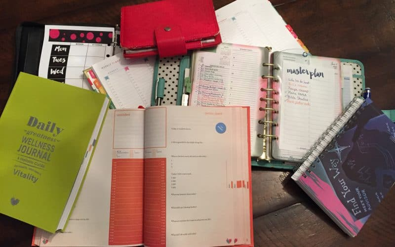 examples of planner options