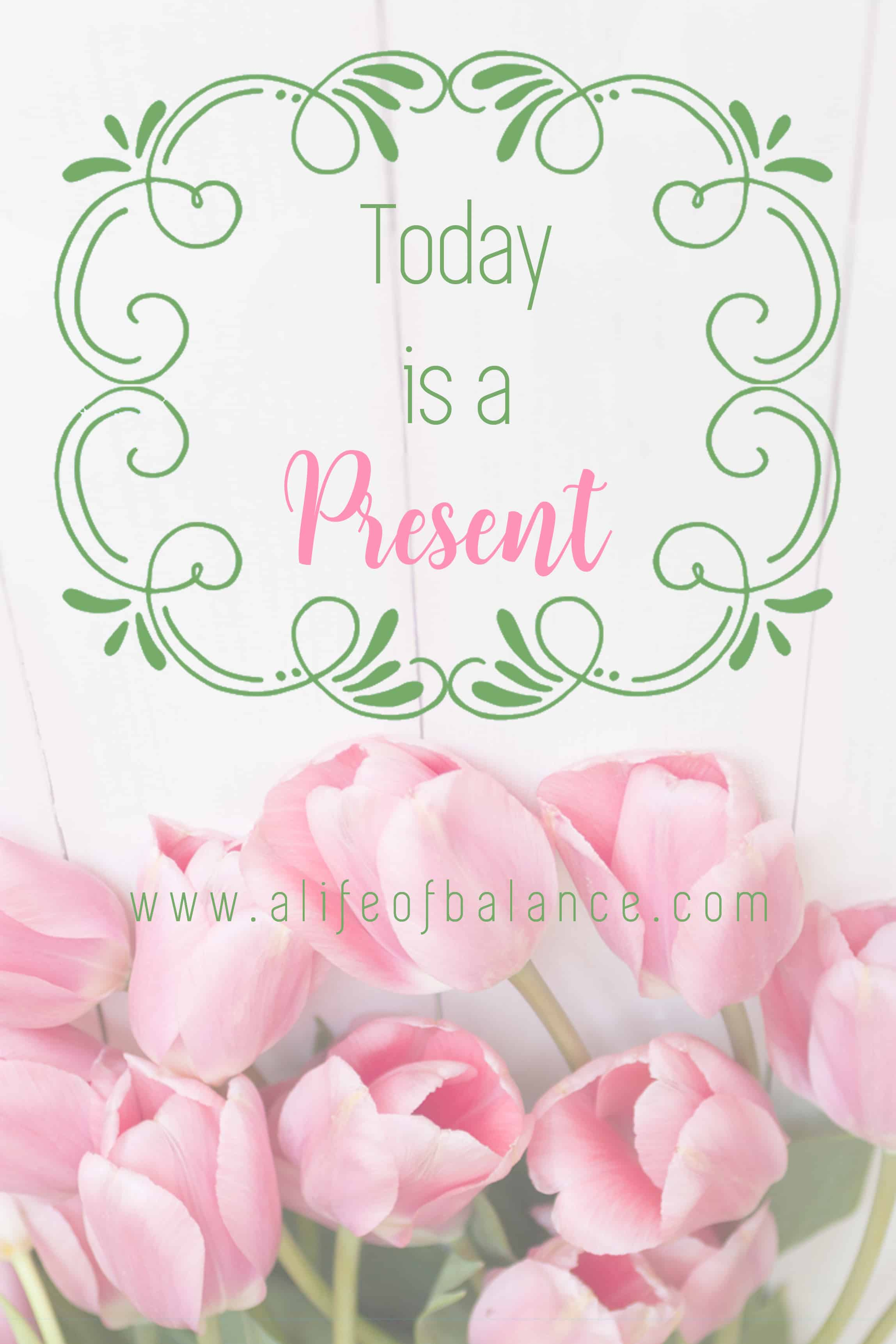Today | Present | Balance