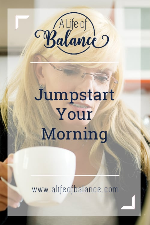 Jumpstart Your Morning