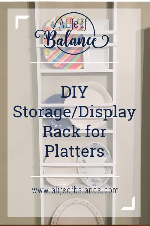 DIY | Platters | Storage | Display | Home