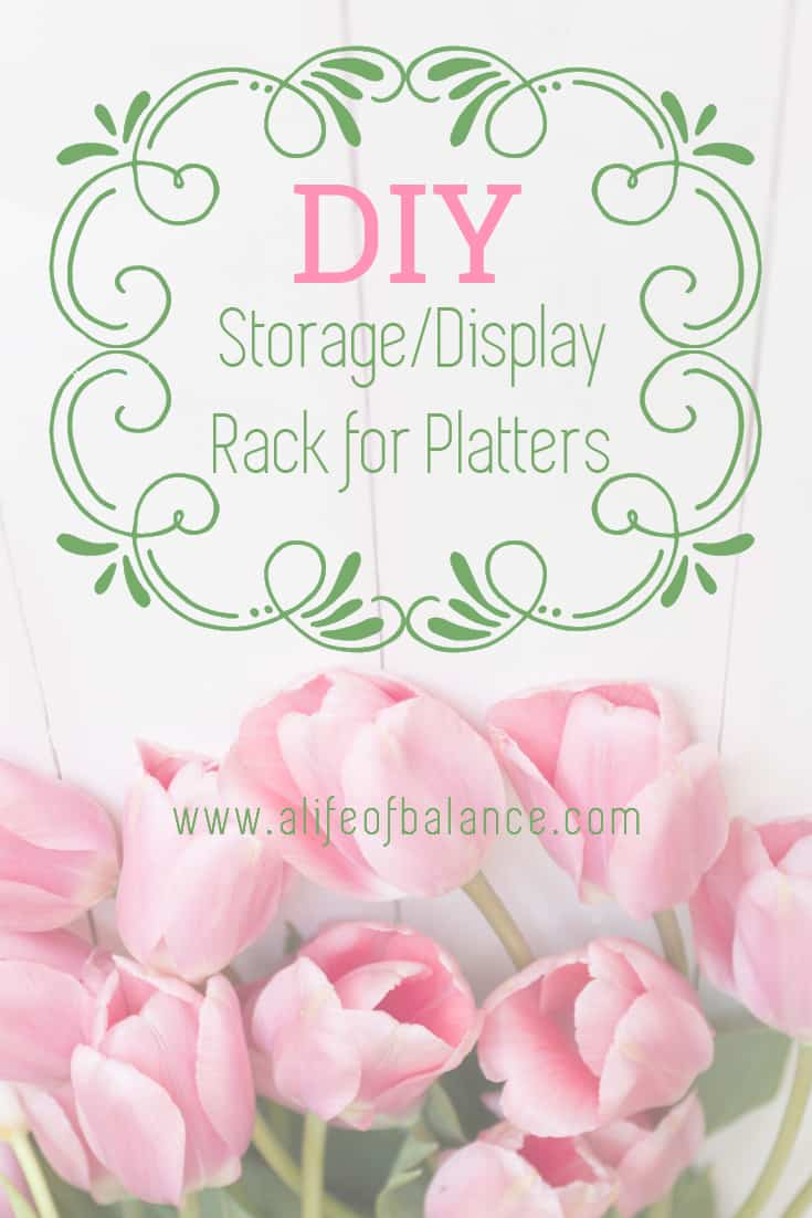 DIY | Storage | Display | Platters | Home