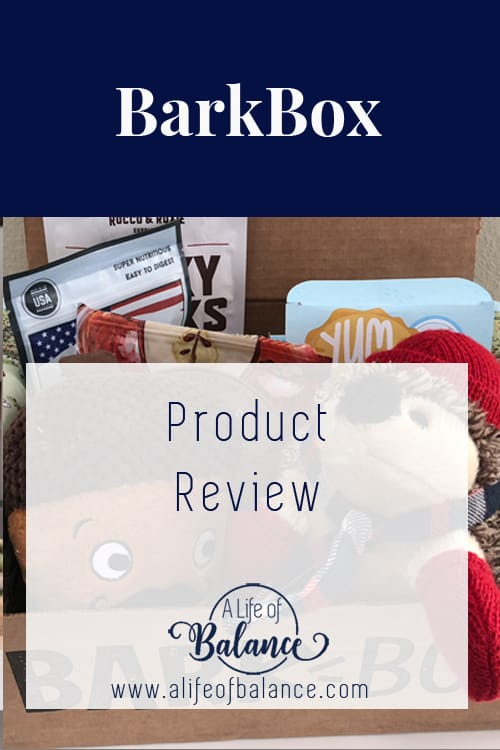 BarkBox is a wonderful service that sends new toys and treats for your four-legged friends. We love the service. Check out our complete review.