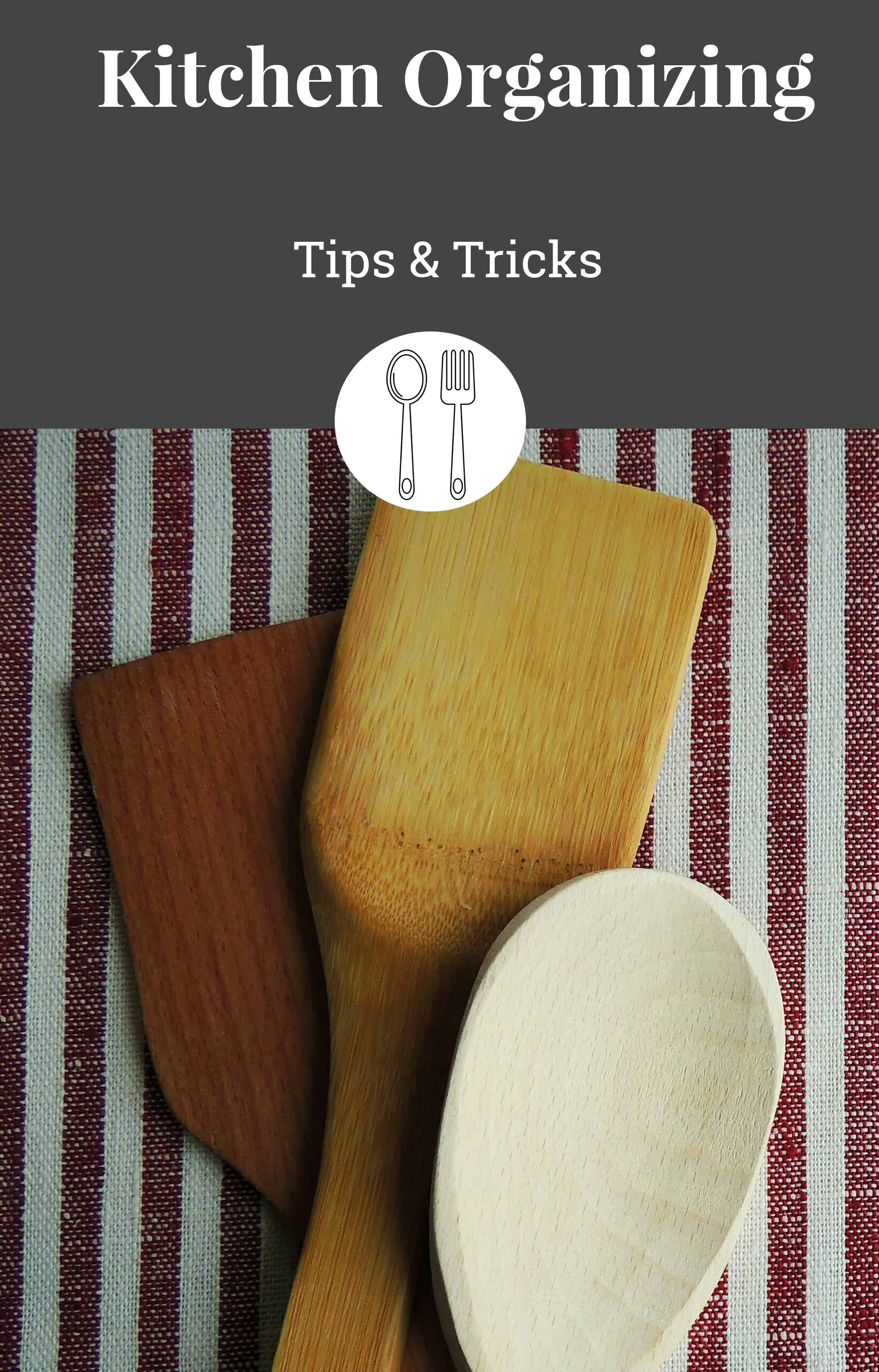 Tips and tricks for kitchen organization, probably the most used room of your home. Having a kitchen organization system in place will make many tasks quicker and easier, leaving you more time for the important things in life. This post is the first part of our series on tips and tricks for organizing every part of your home.