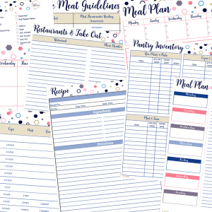 Meal Planning System
