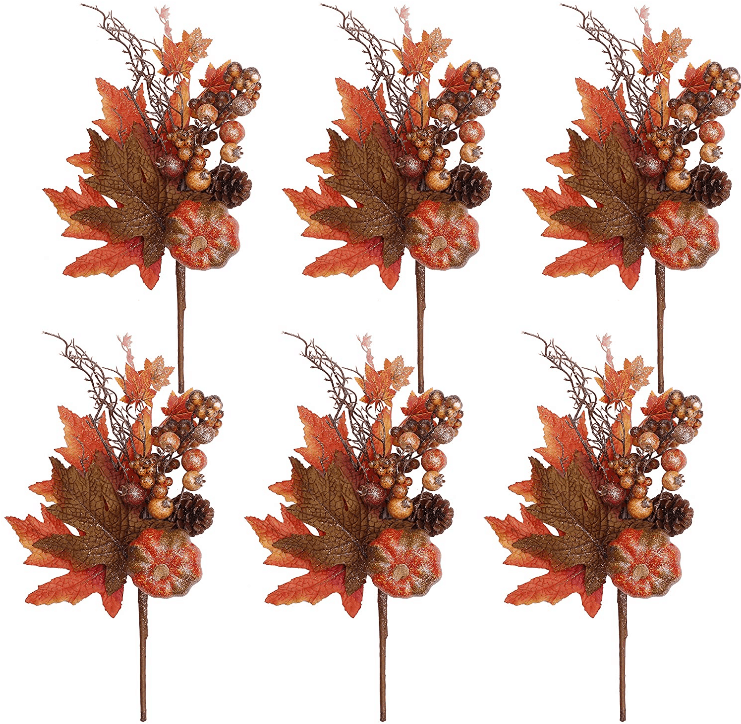 Fall Floral Pick