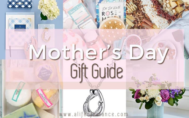 Mother's Day Gifts for All the Mom's in Your Life